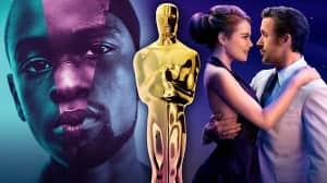 Presentadores de los Premios Oscar 2017 anuncian de manera errónea a La La Land como mejor película