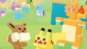 Pokémon Quest llegará a móviles la próxima semana