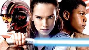 Algunas escenas de Star Wars: The Last Jedi fueron filmadas en IMAX