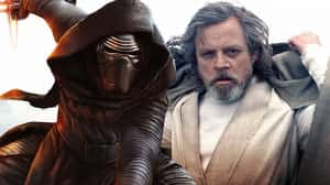 Por qué Adam Driver se negó a estar con Mark Hamill en la producción de The Last Jedi
