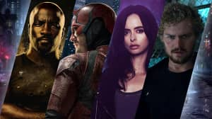 The Defenders: Nuevas imágenes de la serie de Netflix son lanzadas