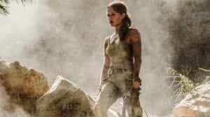 Primer vistazo a Alicia Vikander en el reboot fílmico de Tomb Raider