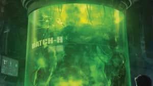 Híbrido de Wolverine / Hulk mostrado por el Editor en Jefe de Marvel