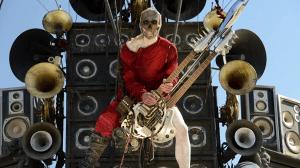 Doof Warrior estará en la próxima película de Mad Max