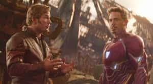 Robert Downey Jr. dio un emotivo discurso antes de la premier internacional de Avengers: Infinity War