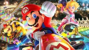 Noches de desvelo: Mario Kart