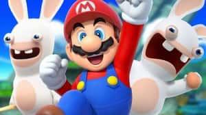 Es probable que se haya filtrado una imagen del supuesto crossover entre Mario y Rabbids