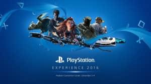 Sigue aquí el stream de PlayStation Experience 2016