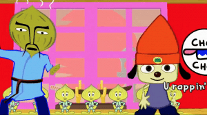 PaRappa The Rapper: 20th Anniversary Edition - Trailer de Revelación