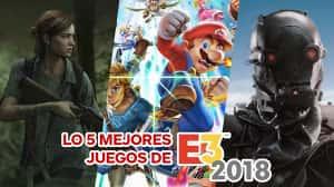 Los cinco juegos que más nos gustaron de E3 2018