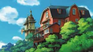 Studio Ghibli revela el arte conceptual de su parque temático