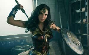Gal Gadot y Chris Pine hablan acerca de su experiencia en Wonder Woman