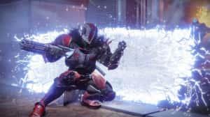 24 minutos de gameplay de Destiny 2 como Titán