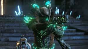 Destiny: presentación del set de armadura y arma de asalto de Crota's End en Age of Triumph