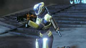 Destiny: presentación del set de armadura y arma de Age of Triumph