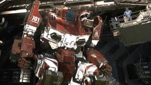 MechWarrior 5: Mercenaries - trailer de la pre-alpha