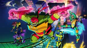 Rise of the Teenage Mutant Ninja Turtles Trailer - trailer extendido del reboot de Nickelodeon