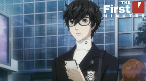 Los primeros 15 minutos de Persona 5