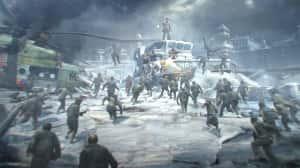 World War Z - Trailer cinemático de gameplay