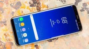 Mira lo fácil que cualquiera puede desbloquear un Galaxy S8 con lector de iris