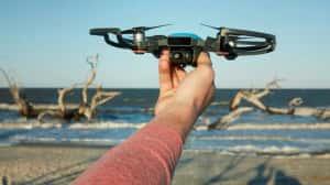 Spark, el drone de DJI que puedes controlar a través de gestos