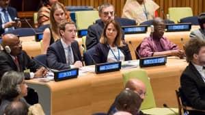 ¿Mark Zuckerberg tiene aspiraciones políticas?
