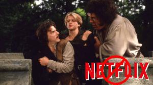Lo que se va de Netflix en abril