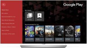 Google Play añade películas en 4K