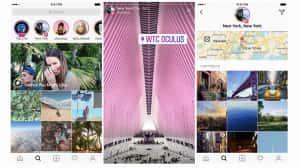 Instagram introduce tu ubicación en sus Stories