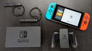 Nintendo envió 2.74 millones de Switch en el primer mes