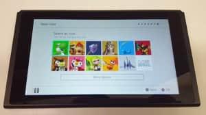 Cuánto pesarán algunos juegos para el Nintendo Switch