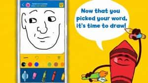 Pictionary ahora es una app para tu celular