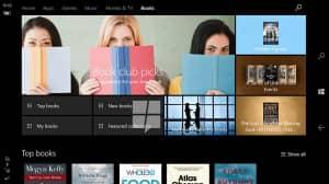Informe: Microsoft abrirá Ebook Store en Windows 10