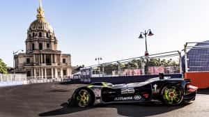 Prototipo de Roborace quiere llegar a las calles de París