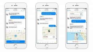 Ahora puedes compartir en vivo tu ubicación en Facebook Messenger