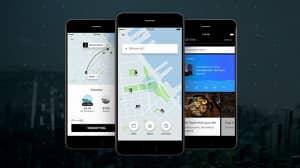 Uber sigue rastreando tu ubicación aunque el viaje haya concluido