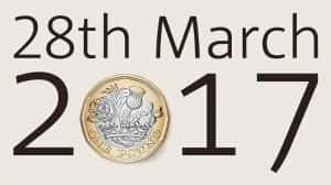 El Reino Unido lanza la moneda más segura del mundo