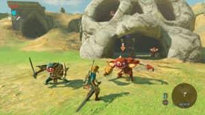 Zelda: Breath of the Wild será el último juego del Wii U
