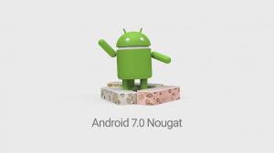Lo último de la actualización Android 7.0 Nougat