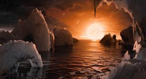 NASA revela el descubrimiento de planetas que podrían contener agua y vida