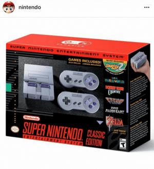 ¡Por fin! Nintendo anuncia el Classic Mini SNES y ya sabemos cuándo sale a la venta