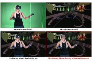 Google trabaja en gafas de realidad virtual 'invisibles'
