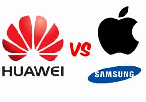 Huawei está pisándole los talones a Apple y Samsung, y éstas son las razones