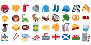 Twitter añade nuevos emojis, pero no todos los pueden ver todavía