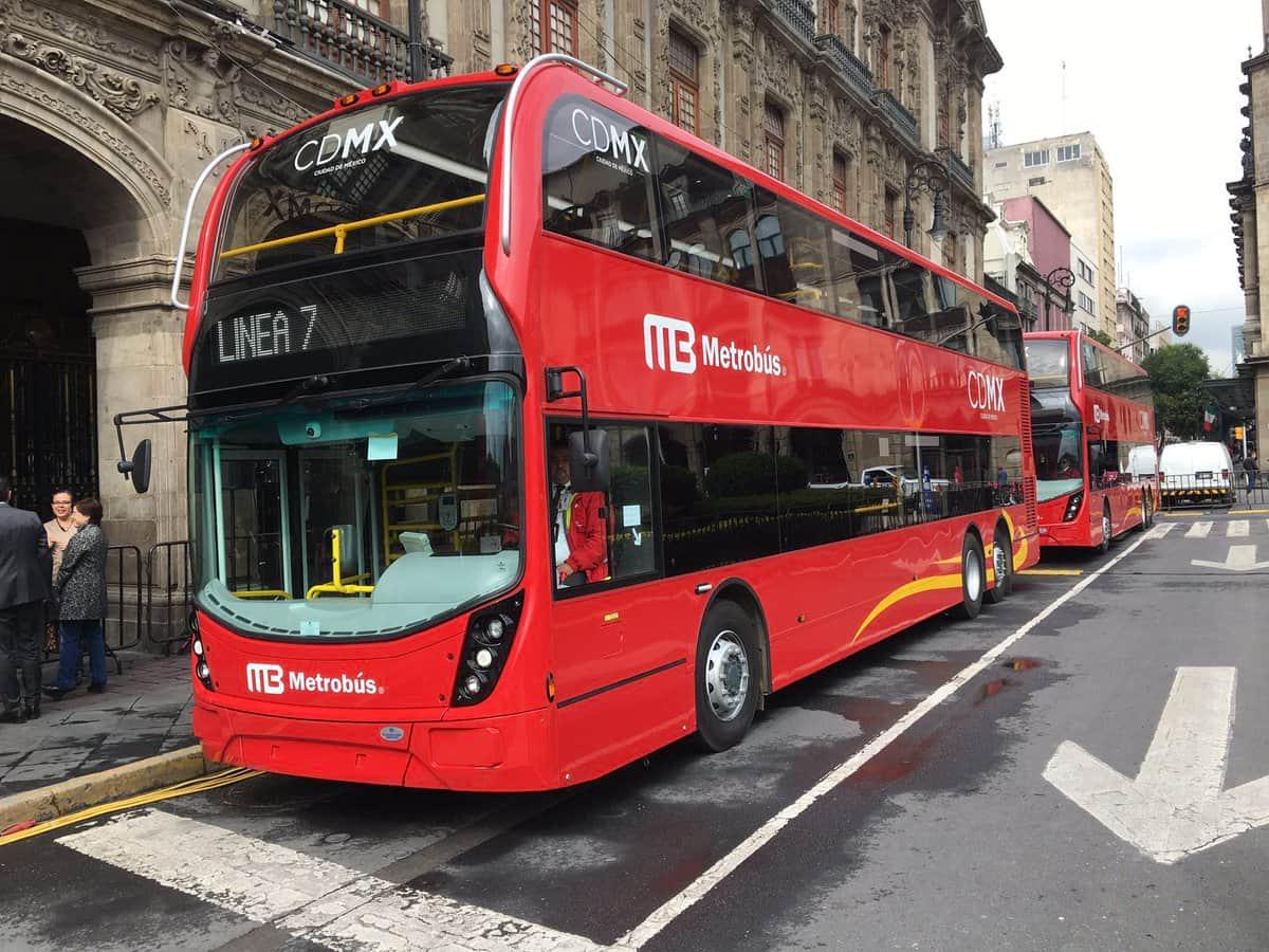 Metrobús no está en riesgo de quiebra: Sheinbaum