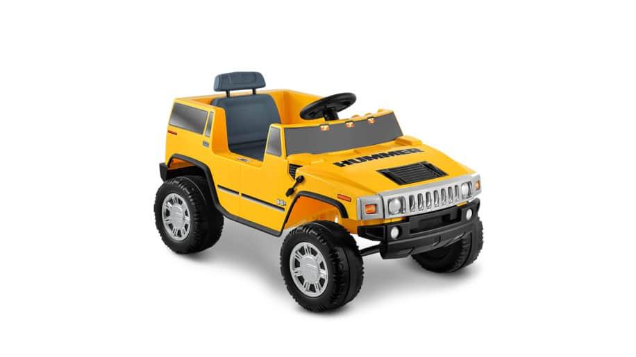 GM en planes de desarrollar un Hummer 100% eléctrico