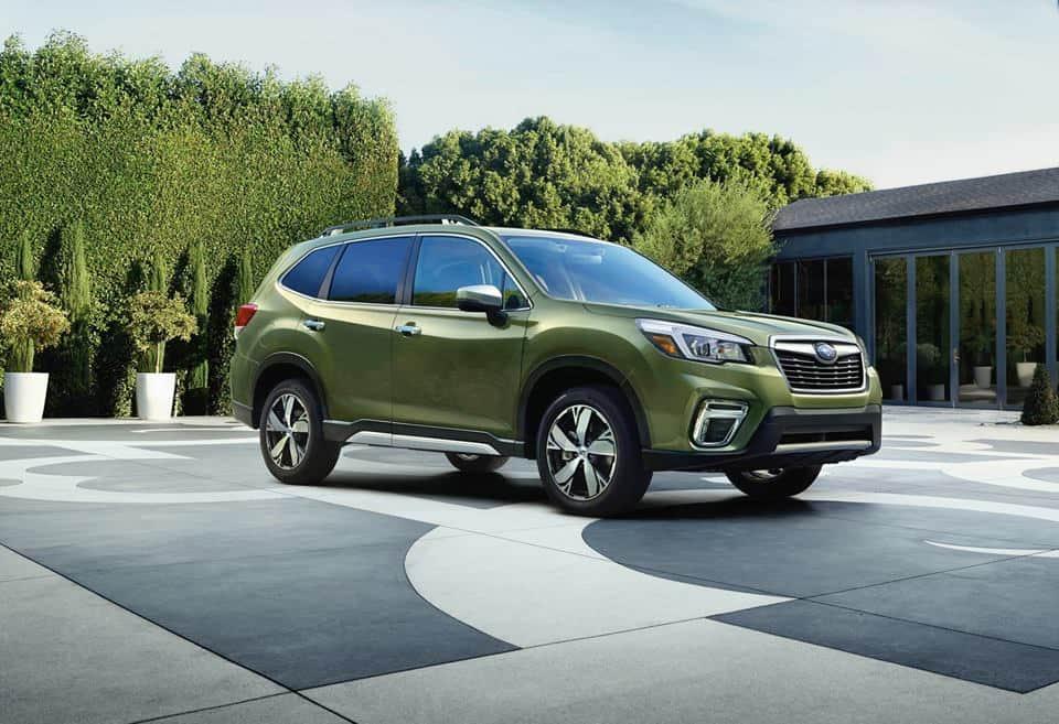 Subaru se reinventa en México
