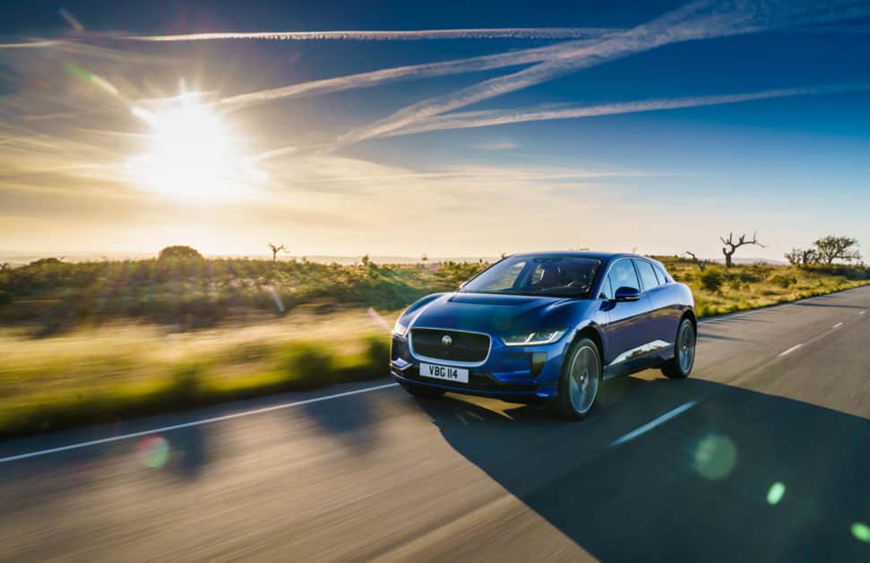 Jaguar I-Pace suma tres títulos más por su innovador tren motriz eléctrico