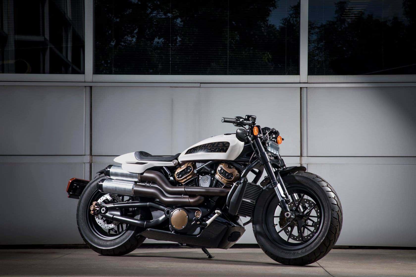 Harley-Davidson se pone guapo
