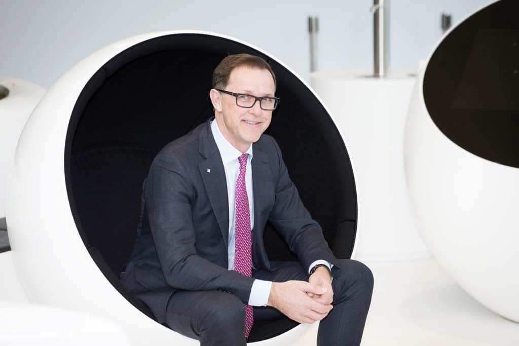 Thomas Sedran es el nuevo Presidente Ejecutivo de Volkswagen Vehículos Comerciales